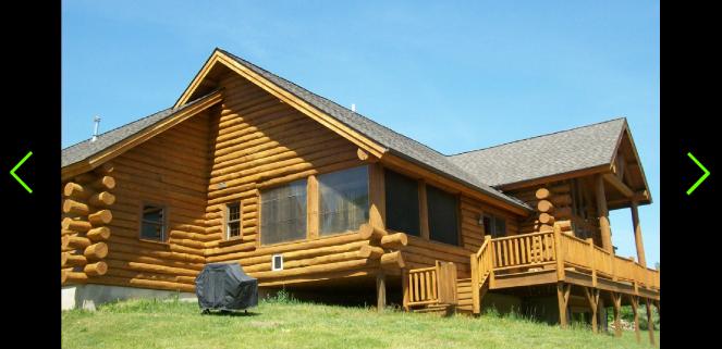 Log Home Maintenance In Grand Rapids Michigan