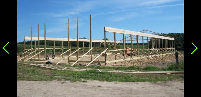 Pole barn builder michigan indiana ohio illinois